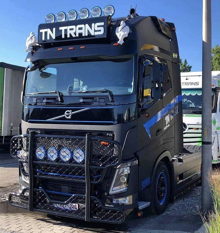 Tn Trans Volvo Truck Vrachtwagens Best download wallpaper truck volvo all
