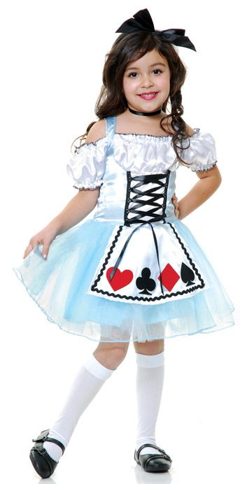 #Alice #Costume Includes: Dress and Hairbow
