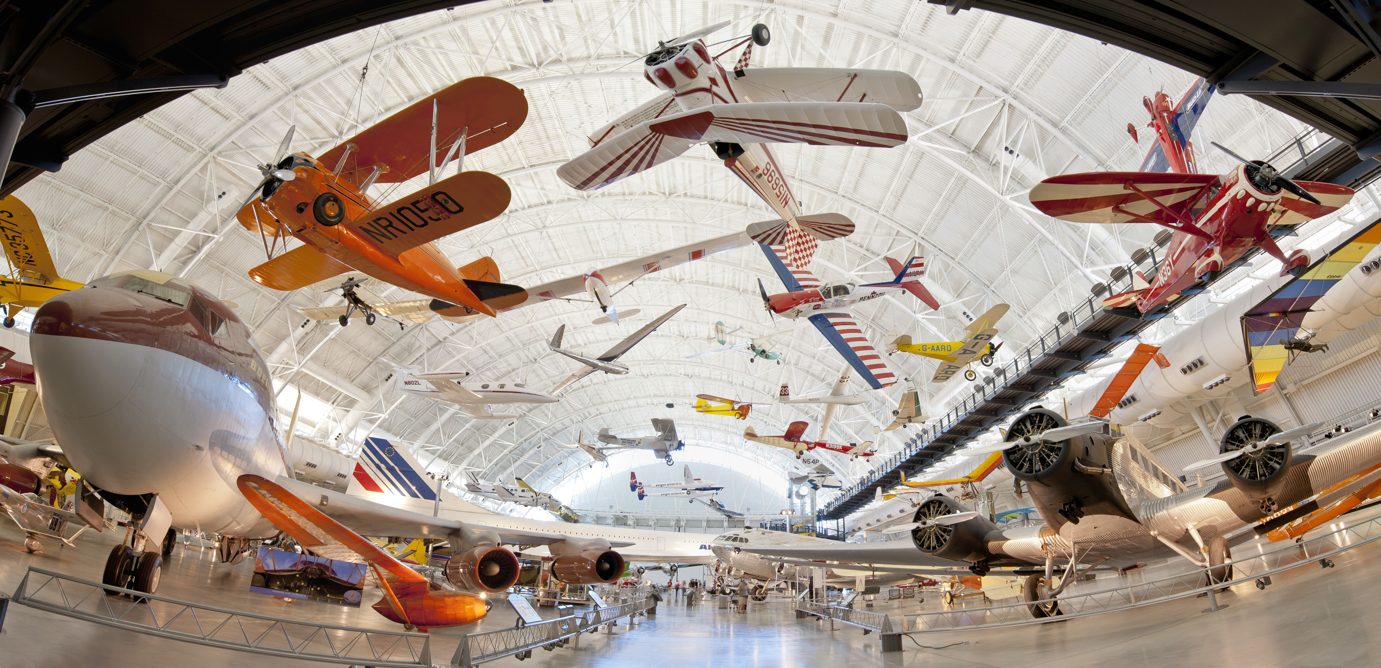 National Air and Space Museum, Steven F. UdvarHazy Center