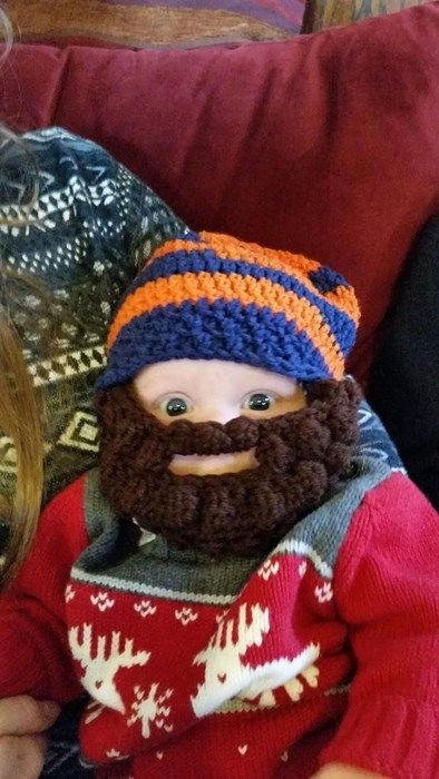 The Best Way To Keep A Baby S Face Warm Winter Hats Funny Babies Funny