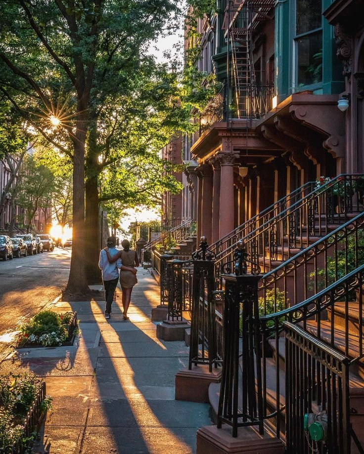 Brooklyn Heights by @212sid #autumninnewyork