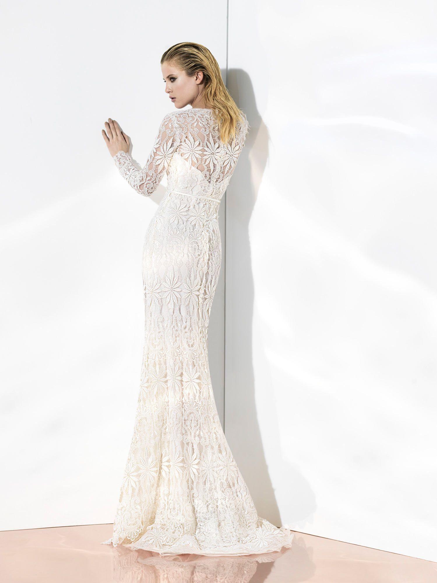 Yolancris fashion wedding dresses u modern bridal gowns