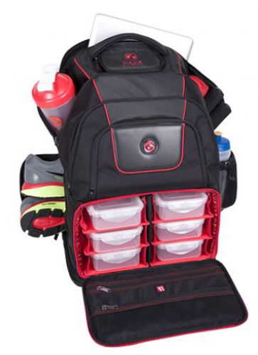 38ca459bd3 6 Pack Bag VOYAGER 500 BACKPACK - 5 Meal System
