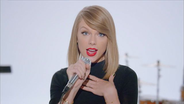 Taylor Swift Bob Haircut Shake It Off Taylor Swift Album