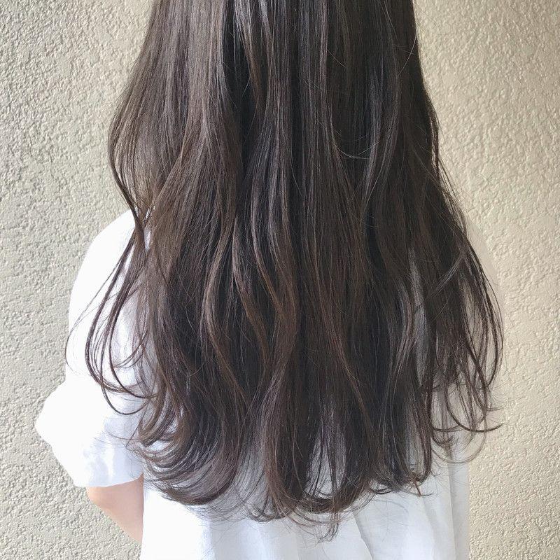ブリーチなしでもかわいい暗めな髪色 オリーブアッシュとは Arine