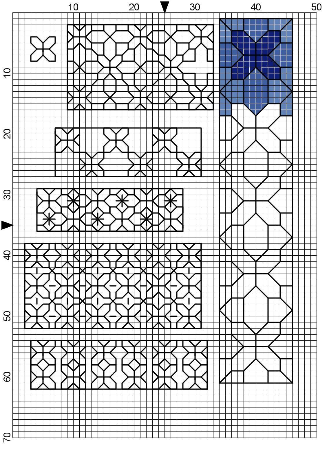 Blackwork Patterns Custom Decoration