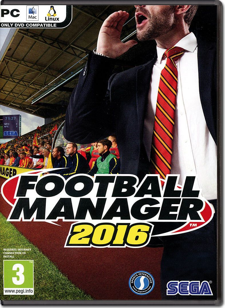 Pin On Football Manager 2016