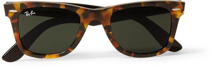 Pin for Later: 50 kreative (& teils auch ganz praktische) Geschenkideen für Papa  Ray-Ban  Wayfarer Sonnenbrille (165 €)