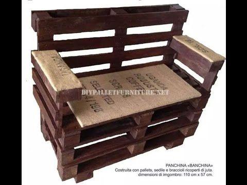 comment faire un banc avec palettes tape par tape palettes pinterest diy pallet. Black Bedroom Furniture Sets. Home Design Ideas
