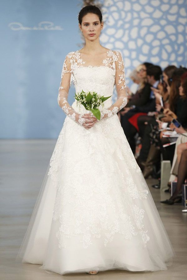 Oscar Wedding Gowns
