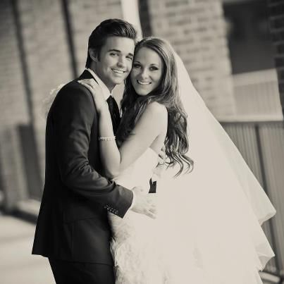 Kelsey And Kyle Kupecky Kelsey Is Karen Kingsbury S Daughter And