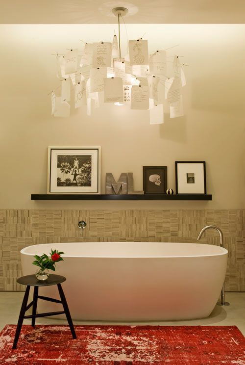 Mercer Street Loft by DHD Architecture and Design | Tubs, Paper ...