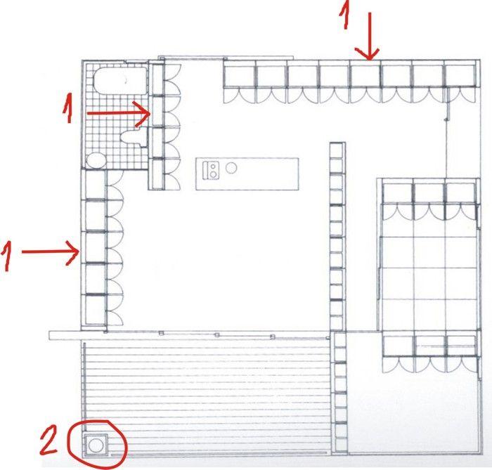 Furniture House / Shigeru Ban