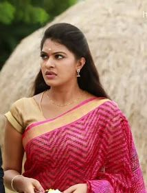 Saravanan Meenatchi Rachitha Beautiful expressions