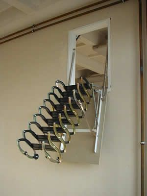 This Is Lofts Ladders Liverpool We Supply And Fit Loft