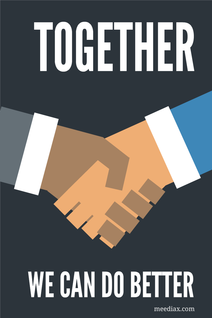 Together We Can Do Better Teamwork Effective