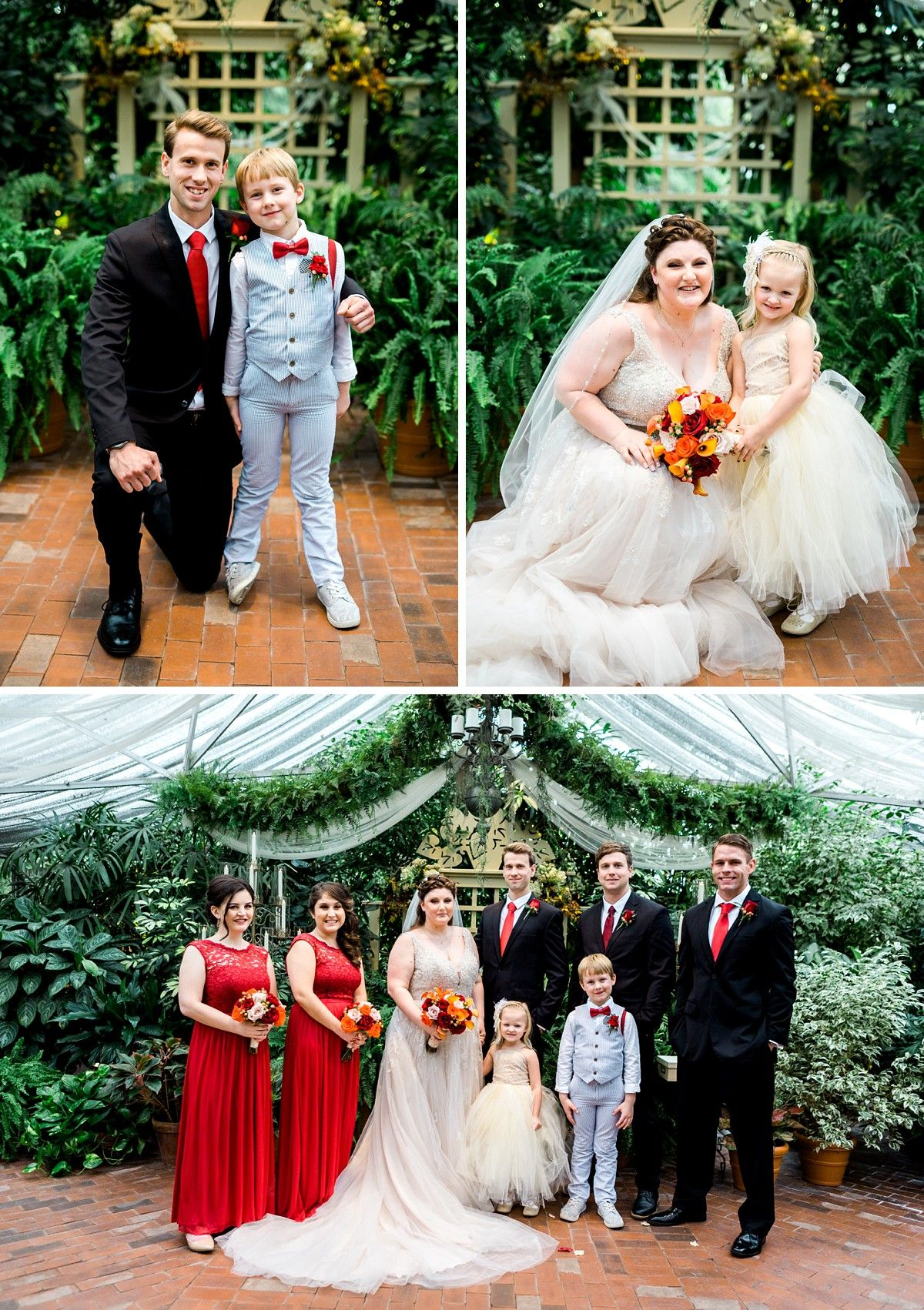 The Conservatory Garden Wedding Julia And Ethan In 2020 Fall Garden Wedding Garden Wedding Wedding Bridesmaids