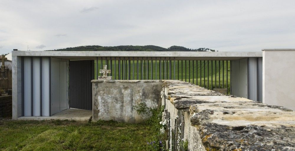 ASIAIN Cemetery / Iñigo Esparza Arquitecto