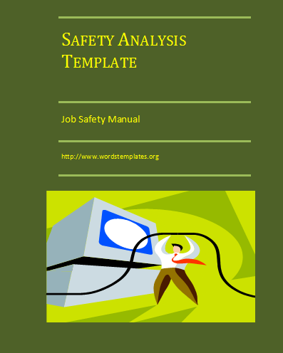 Task Safety Analysis Template If YouRe A User Experience