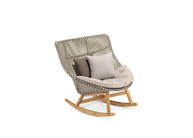 Mbrace By Dedon Living Rocking Chair Chair Dedon