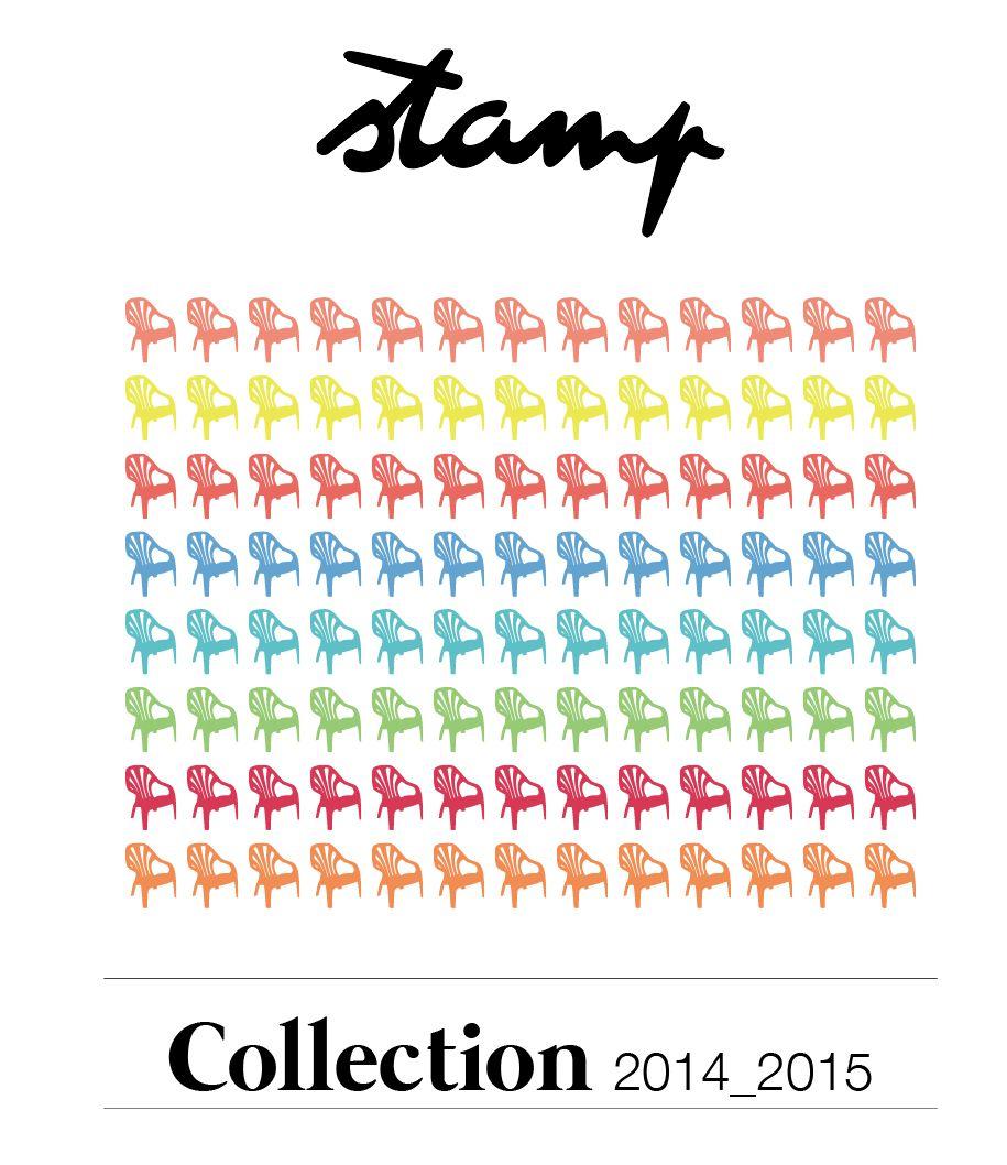 Couverture du Catalogue Stamp Collection 2014-2015