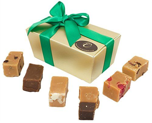 Fudge-Luxury-Gift-Box-20-Large-Assorted-Pieces-Creamy-Caramel-Baileys-Salted-Caramel-Silver-Wrapping-Gluten-Free-470g