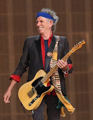 Rolling Stones Hyde Park: Keith Richards