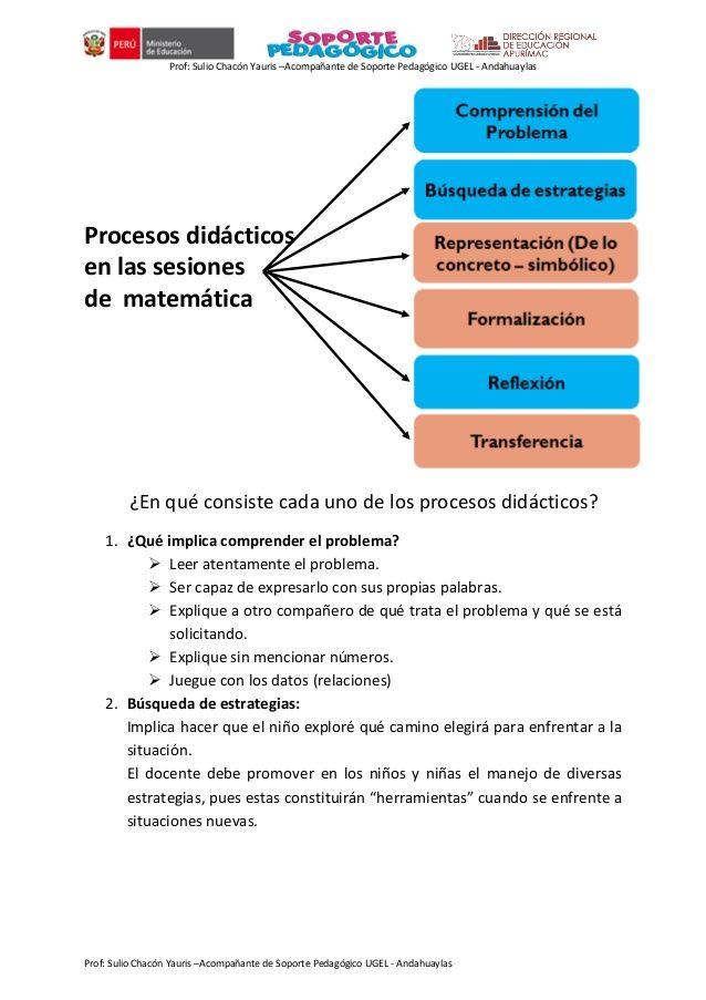 Prof: Sulio Chacón Yauris –Acompañante de Soporte Pedagógico UGEL - Andahuaylas Prof: Sulio Chacón Yauris –Acompañante de ...