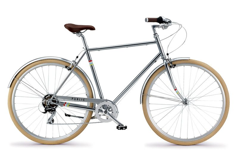 Chrome Public Wantlist Commuter Bike Bike Bicycle
