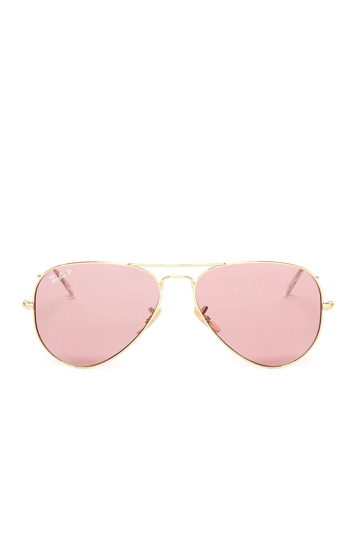 1eb2a0d93a Pink Aviator Polar Gold Series