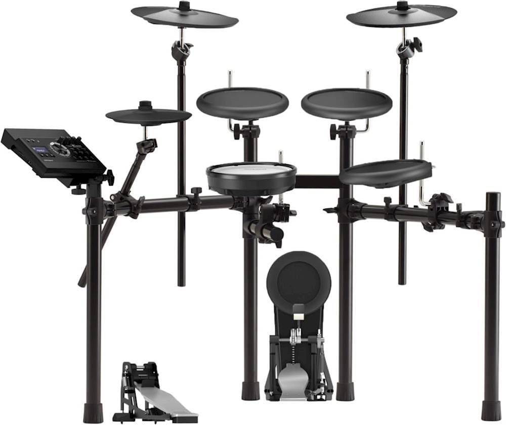 Roland V Drums Electronic Drum Set Drum Chair Electronic