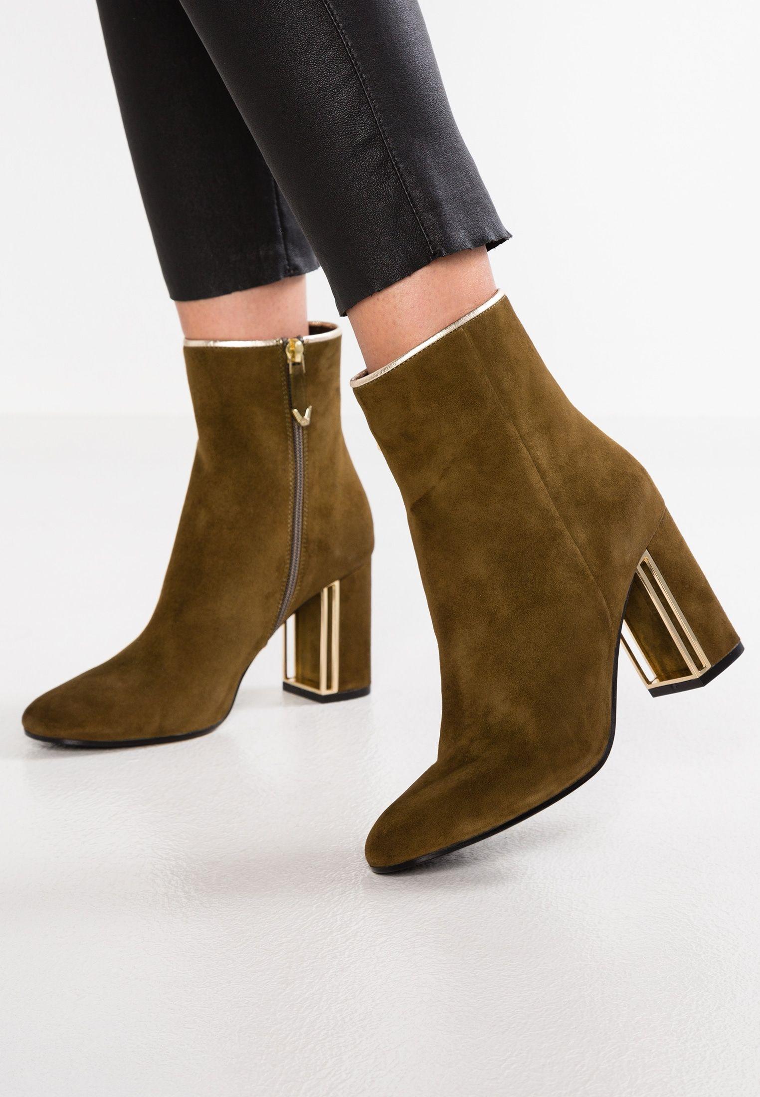 design innovativo a7b11 73e94 Korte laarzen - muschio @ Zalando.nl 🛒   my style of women ...