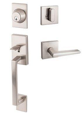 Sure Loc Discount Modern Koln Handleset Front Door Handles Modern Door Handles Modern Modern Entry Door
