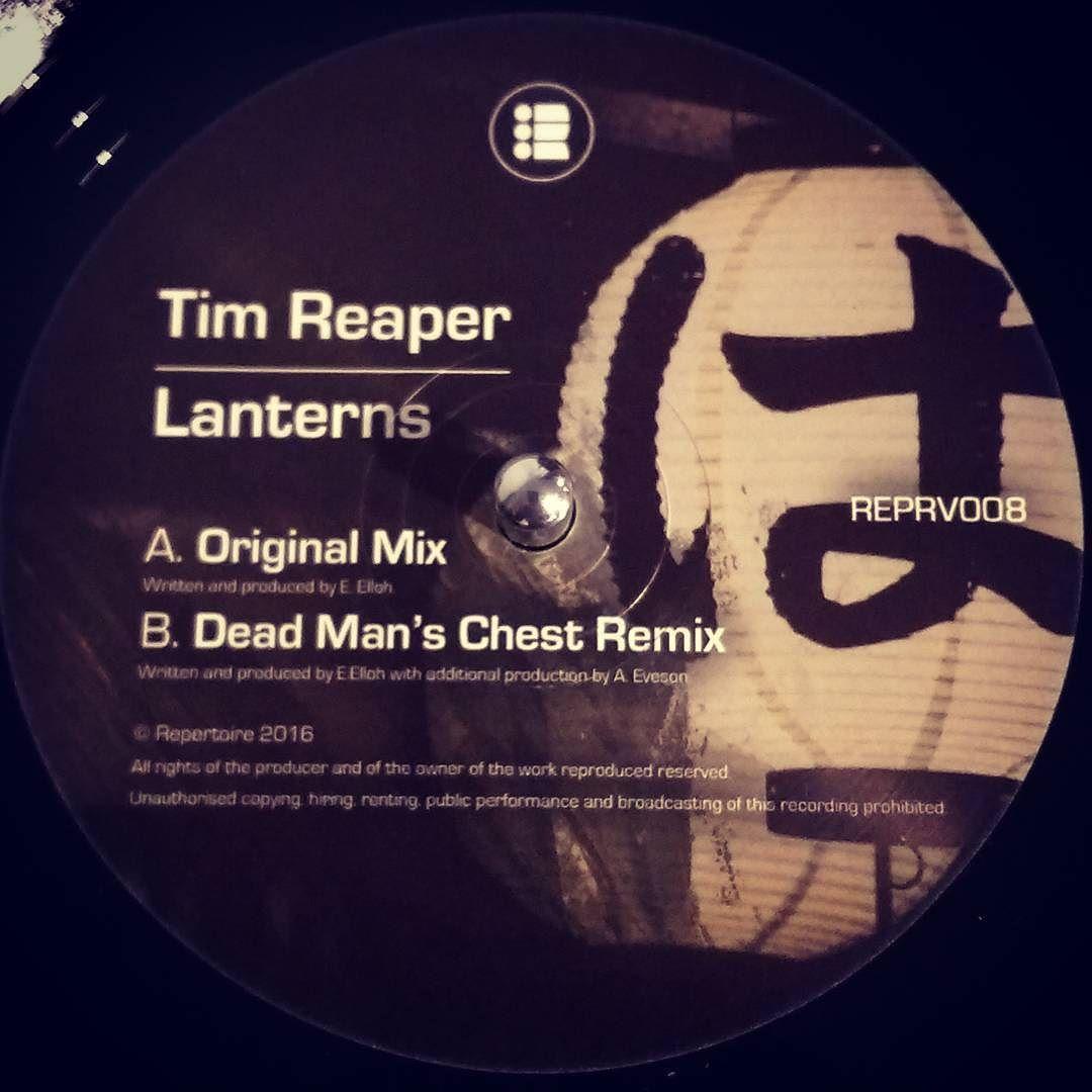 nowspinning Tim Reaper - Lanterns  Repertoire: REPRV008