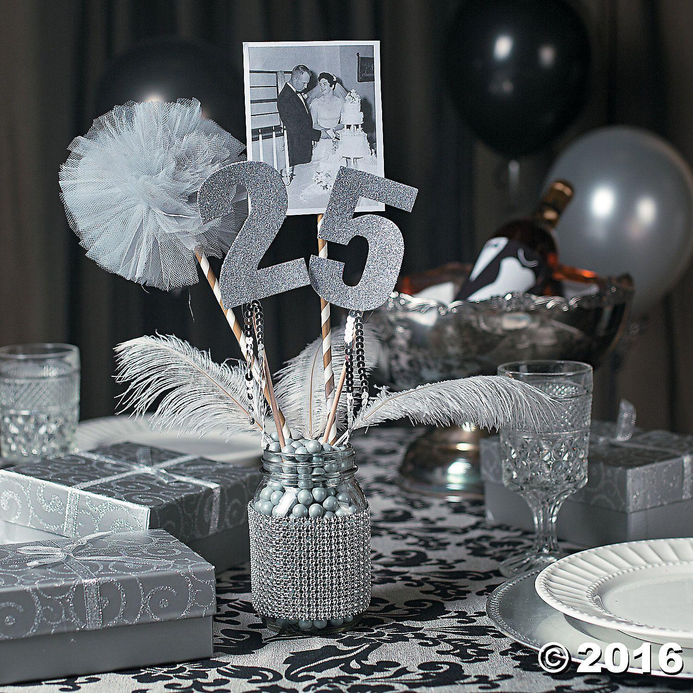 25th anniversary party mason