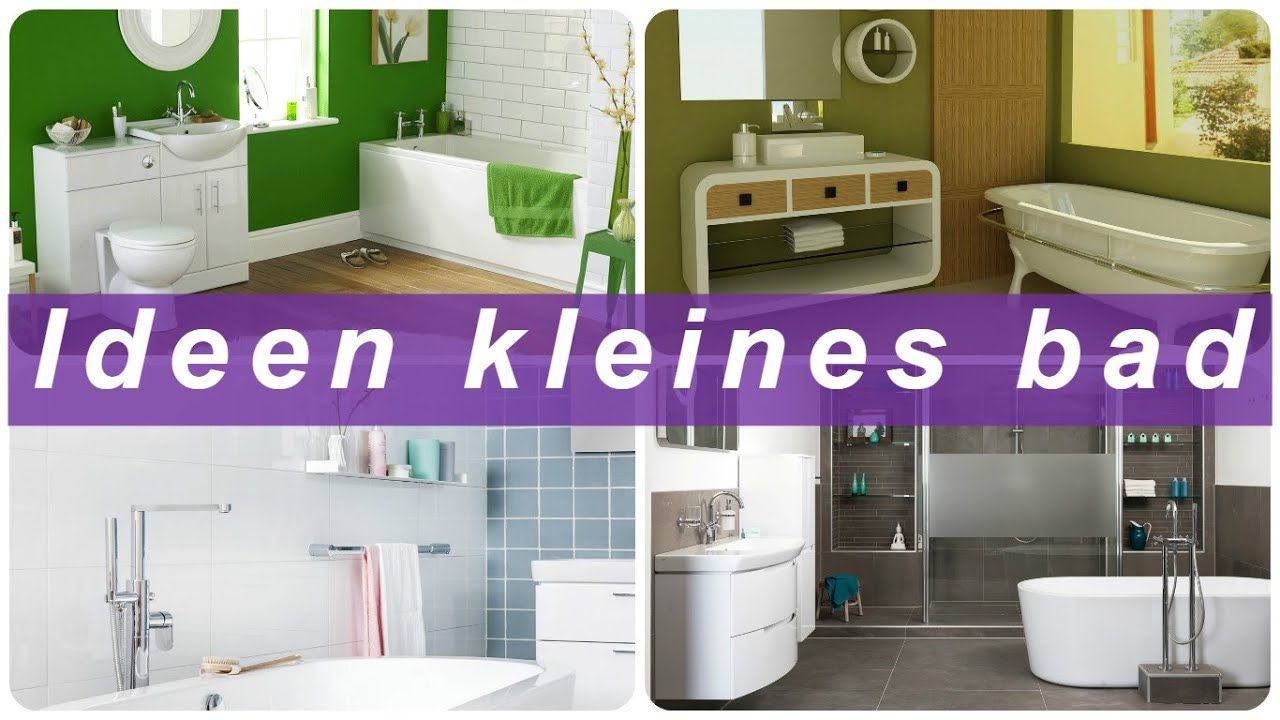 4 Qm Bad Gestalten Ideen Kleines Bad - Youtube Kleines Bad Ideen Badezimmer Kleine Gestalten Fur 4qm Fliesen Mit De… | Small Bathroom, Small Bathroom Plans, Interior Design Examples