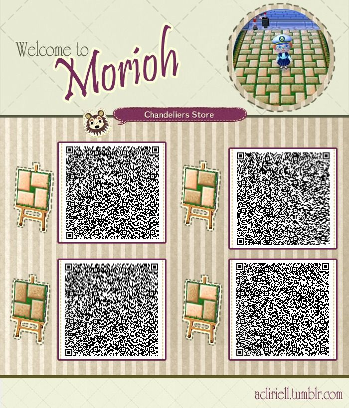 Honeyball Acnl Qr Codes Acnl Bodendesigns Animal Crossing