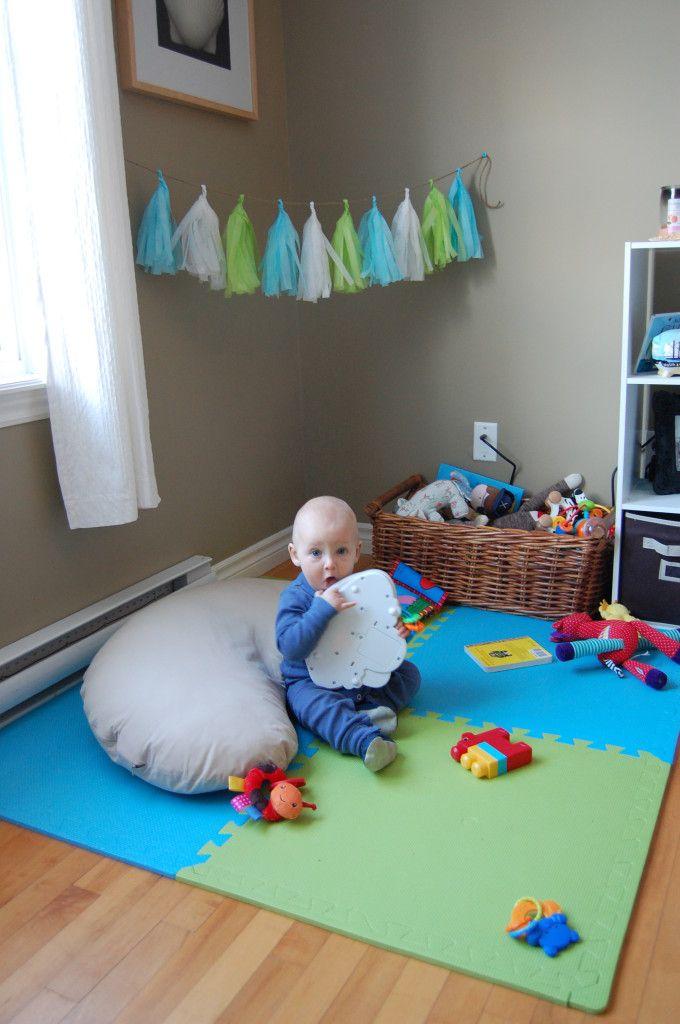 The Play Corner Part 1 The Wild Decoelis Play Corner Baby Play Areas Baby Playroom