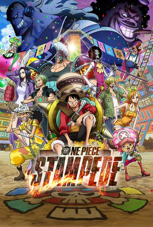 One Piece Gold Streaming Vf : piece, streaming, Regarder, Piece:, Stampede, Complet, Français, Téléchargement, Watch, Piece,, Movies