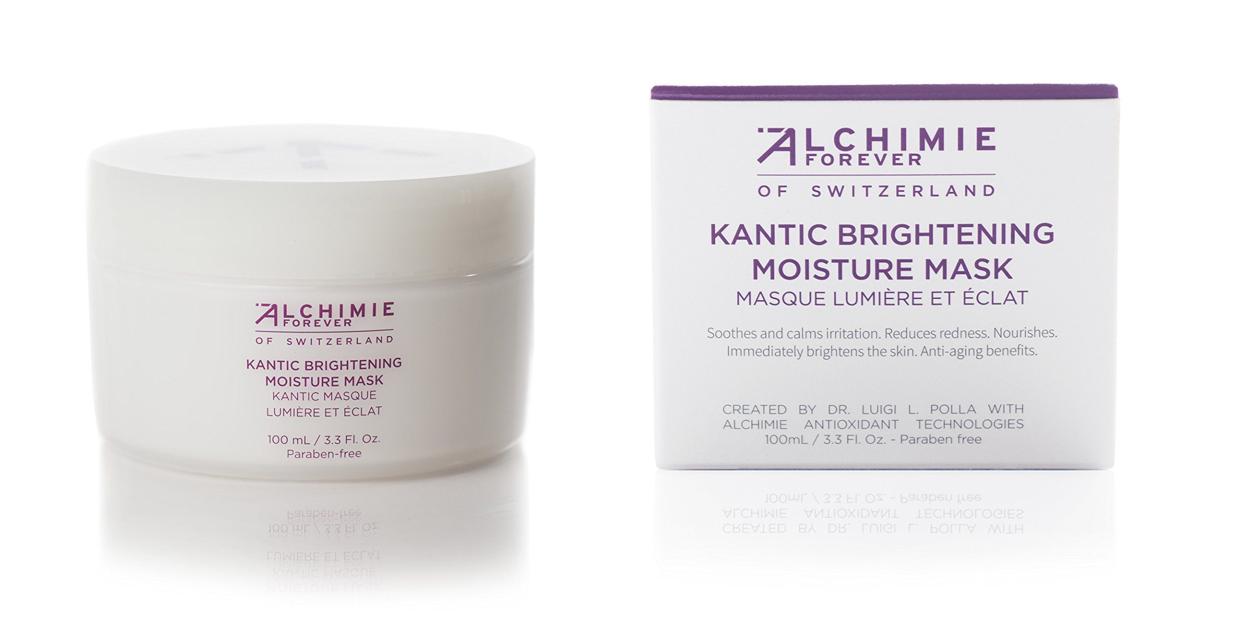 Alchimie Forever Kantic Brightening Moisture Mask Click On The Image For Additional Details This Is An Affiliate Link Faci Moisturizer Facial Masks Mask