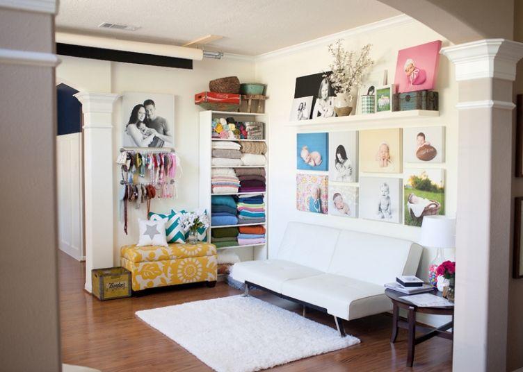 in-home newborn photography studio | photo inspiration | Pinterest ...