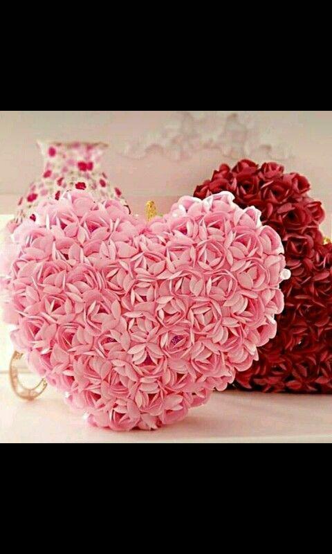 Heart Shape Roses Wallpaper Heart Shapes Jewelry Heart