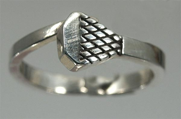 Engagement Rings Made From Horse Shoe Nails