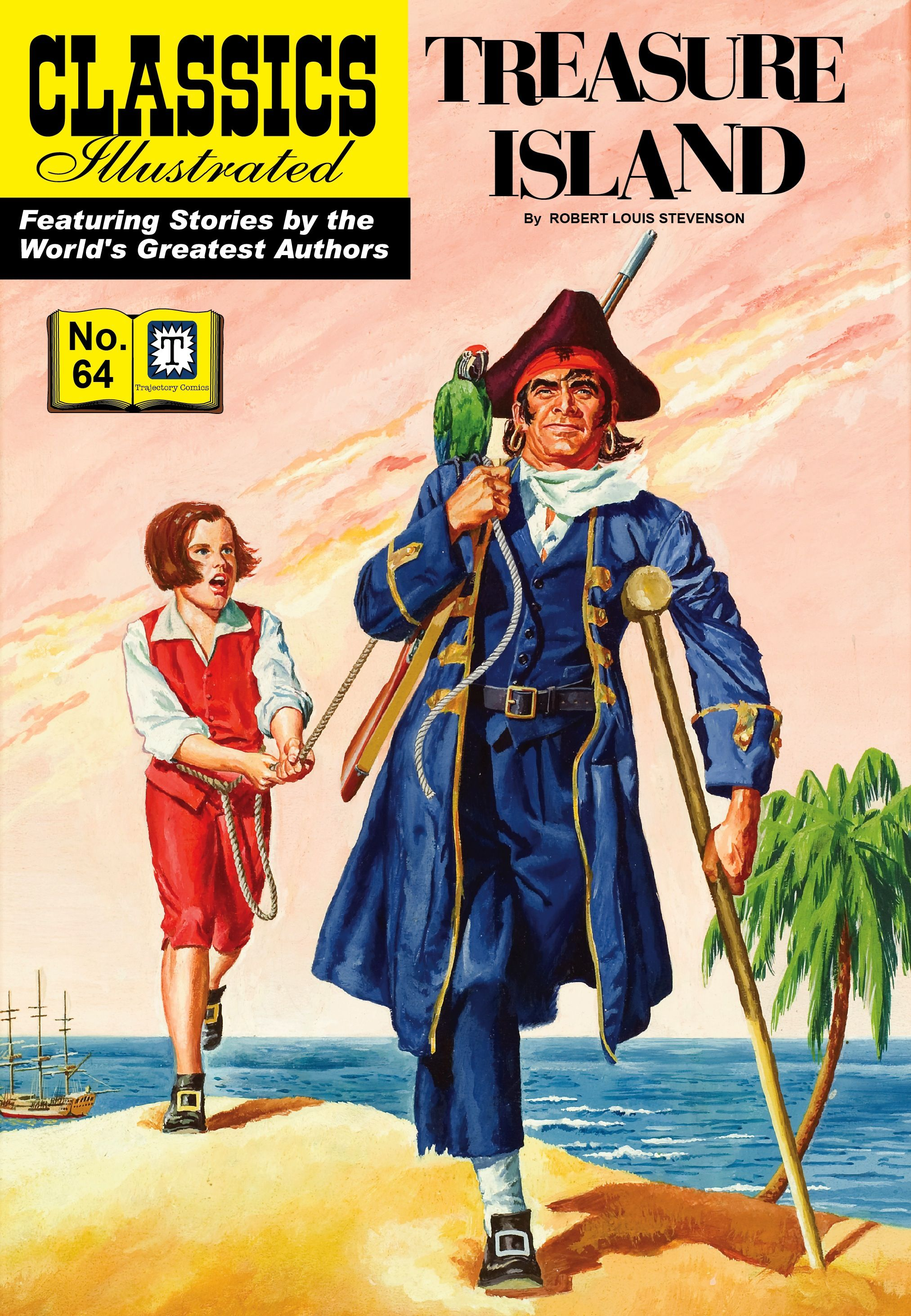 Classic Illustrated Comic Books