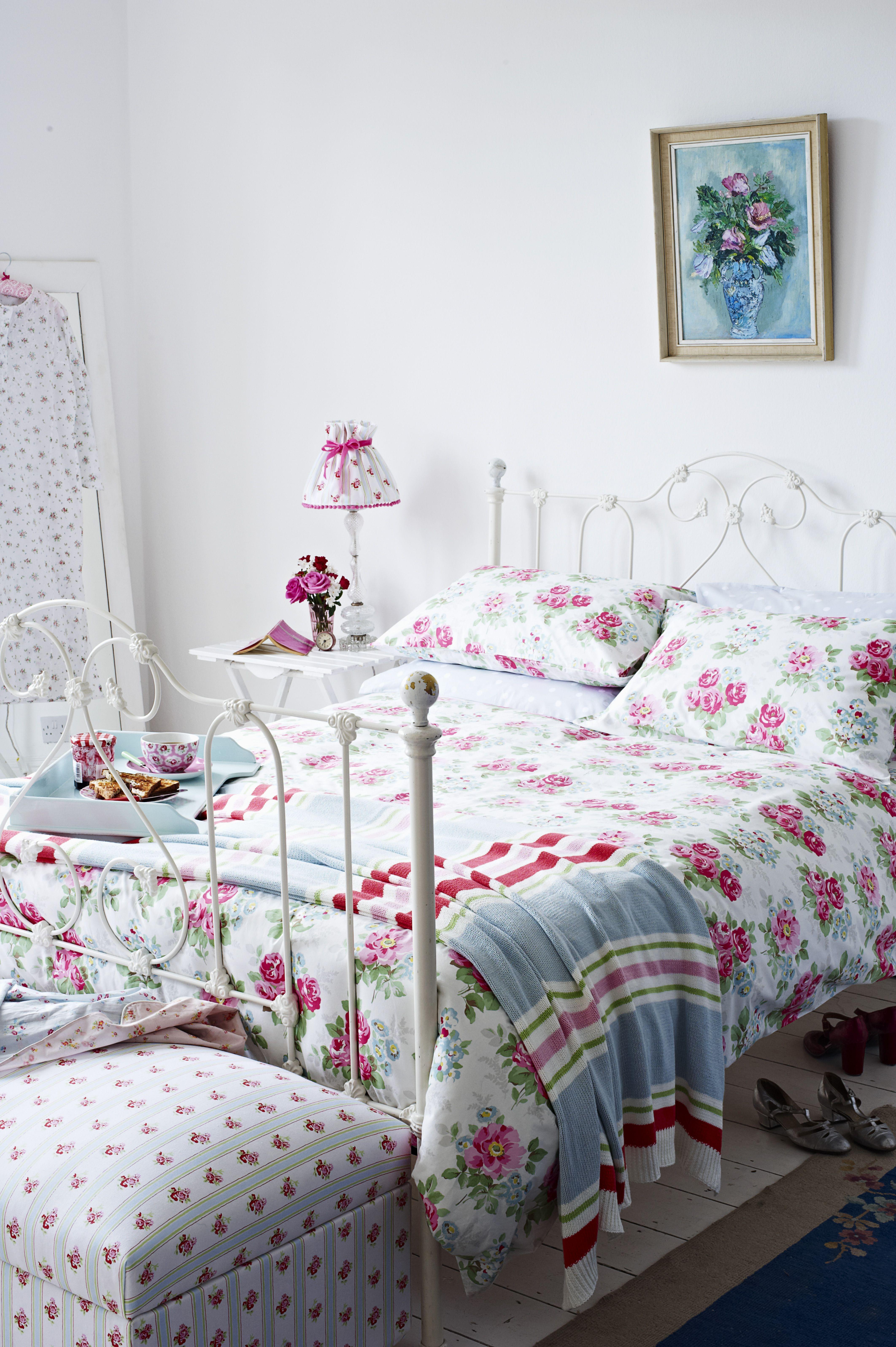 Bedroom Decorating Ideas Cath Kidston blommigt lantligt | home | pinterest | level, kidston and cath kidston