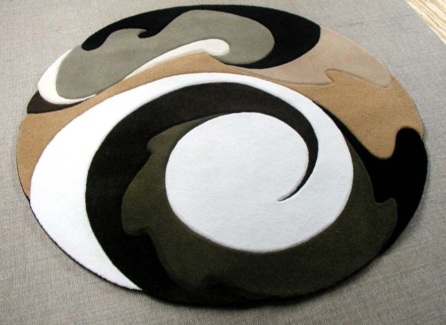 Small Round Area Rugs This Rug Will Really Set Off A Ious Floor