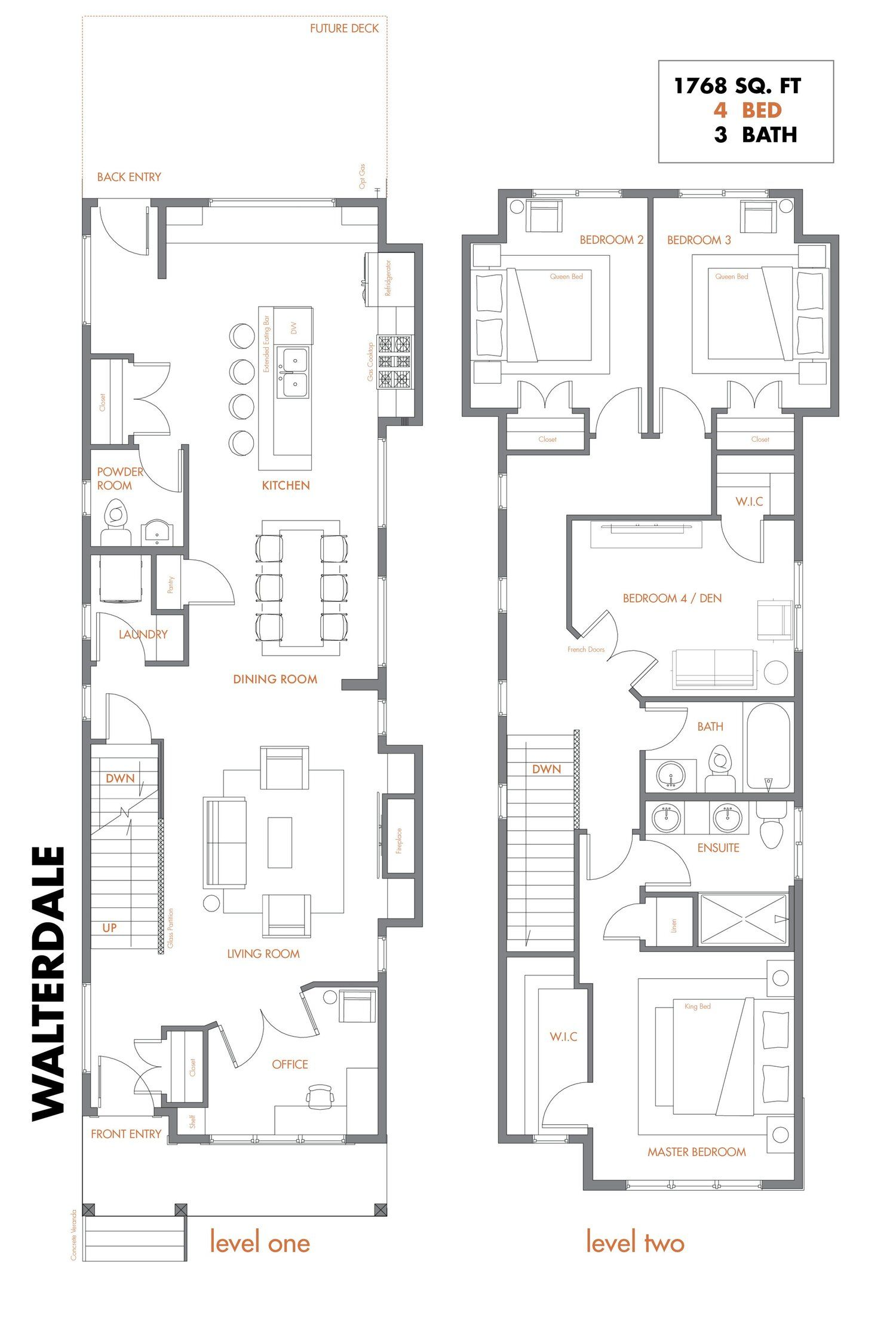 Accent Infills Edmonton S Infill Home Builder Small House Design Plans Narrow Lot House Plans Modern Style House Plans