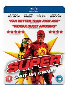 James Gunn's Super starring Ellen Page.