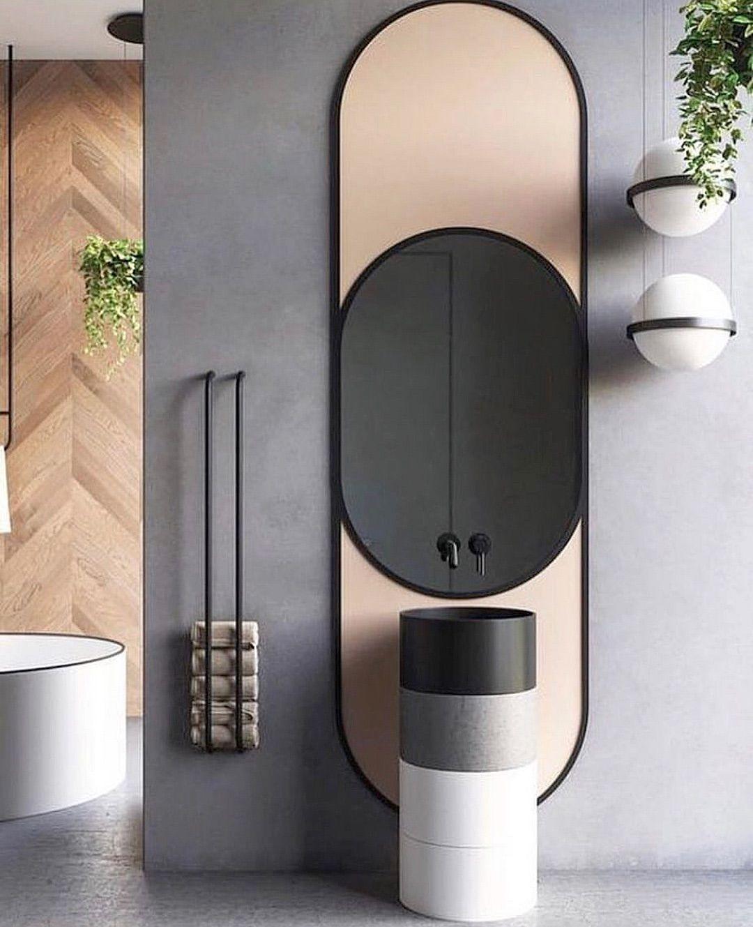 Luxury Bathrooms Toilet Design Minimalist Bathroom Bathroom Wall Decor