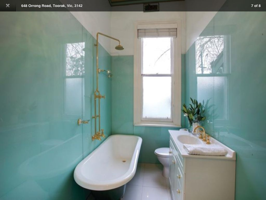 Clean A Bathroom Plans glass instead of tiles  original & easy to clean | bathrooms